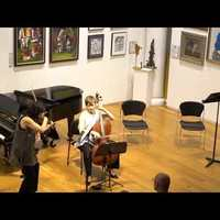 Listen to Duo for Violin and Cello on YouTube